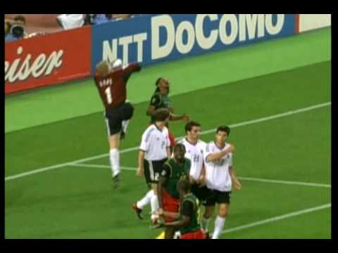 Oliver Kahn 【2002 Fifa World Cup】 Youtube