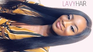 BRAZILIAN STRAIGHT VIRGIN HAIR FROM LAVY HAIR - IS IT WORTH THE COINS?!