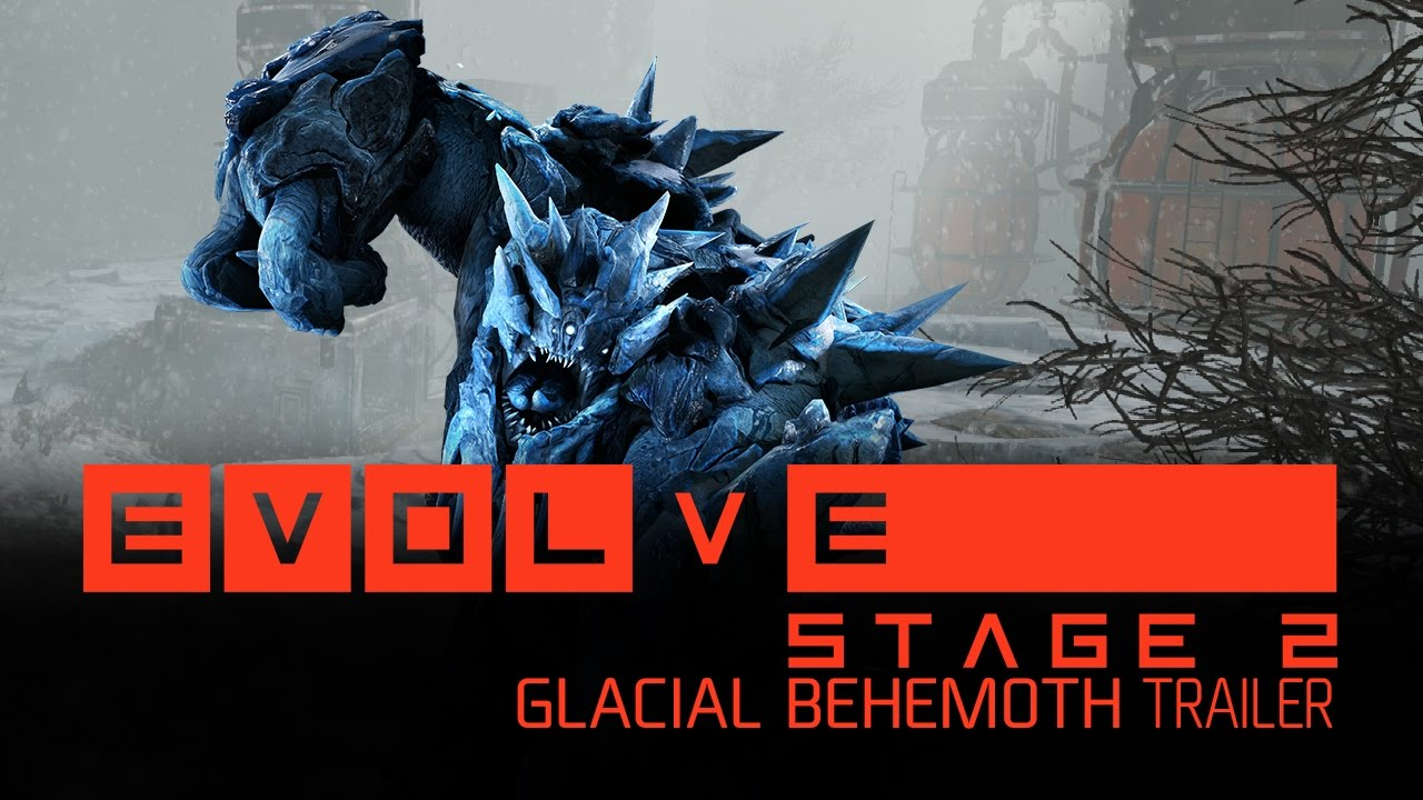 evolve glacial behemoth esrb youtube