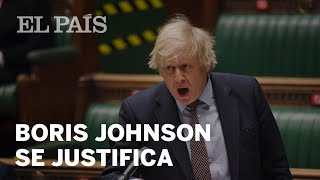 Johnson justifica la modificación al Protocolo de Irlanda