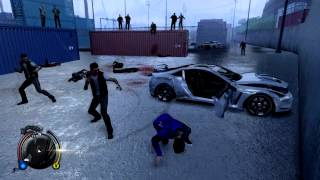 Sleeping Dogs: Mann vs Machine