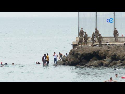 C's insta a la UE a presionar a Marruecos para repatriar a los 800 menores que siguen en Ceuta