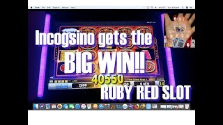 Incogsino Plays Ruby Pays and GETS the BIG WIN!! On BOUNS!!