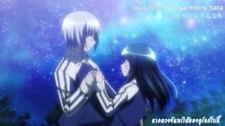 เพลง garasu no mikazuki EDตอนที่6 เรื่องDansai Bunri no Crime Edge.