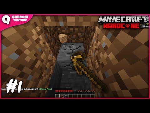 Petualangan Baru Di Minecraft Hardcore | Minecraft Hardcore Indonesia Ep 01 !!!