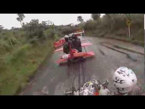 GoPro Carros de rodillos Santa Elena 2013