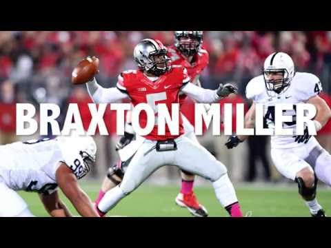Braxton Miller Tribute 2014 - I'm The Man - Get Better #5!