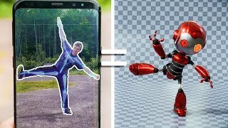 How to 3D Motion Capture Easy and Free with a Phone!