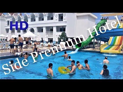 OZ Hotels Side Premium Hotel Havuz Keyfi