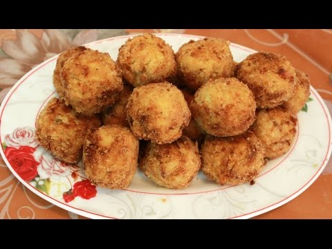 croquettes-de-riz-au-poulet-avec-chahrazed
