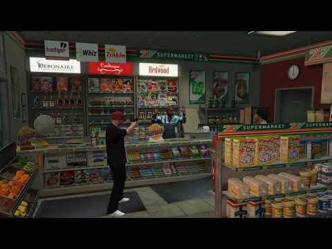 Система ограблений 24/7   GameWay Devlog