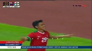 Parodi han lagu lagi saytik versi gol golnya timnas u 23