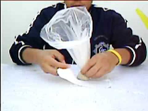 Como hacer una peteca 2 youtube - Como hacer espaguetis al pesto ...