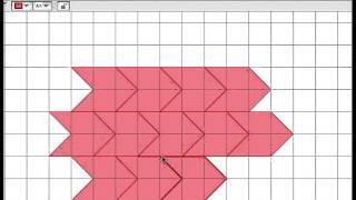 simpel tesselering i geogebra