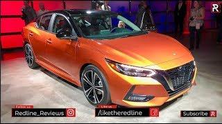 2020 Nissan Sentra – Redline: First Look – 2019 LA Auto Show