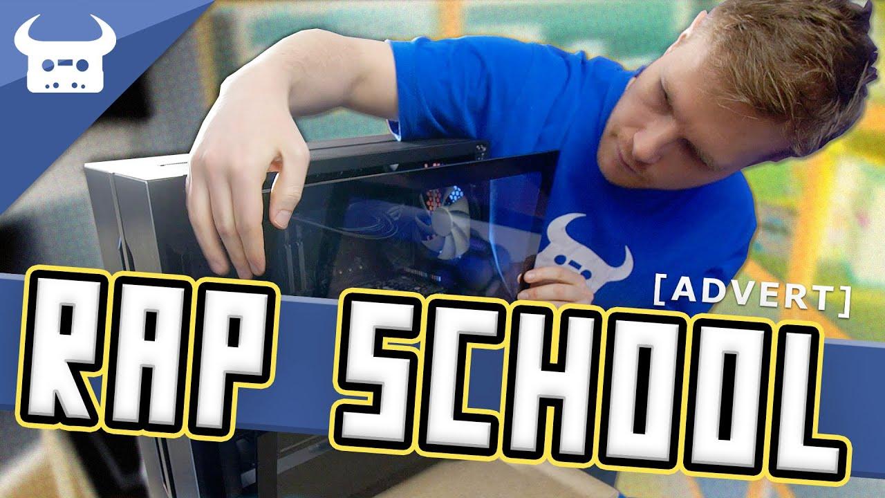 HOW TO BUILD A PC  | Rap School #2