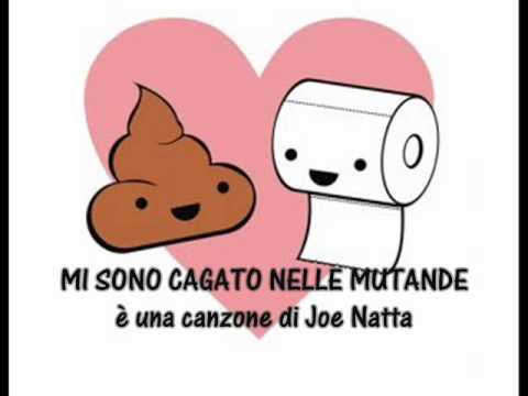 MI SONO CACATO NELLE MUTANDE (Divertente canzoncina di cacca by Joe Natta)
