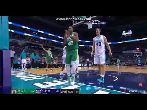 Boston Celtics vs Charlotte Hornets - Highlights | October 11, 2017 | 2017 NBA Preseason First Qtr