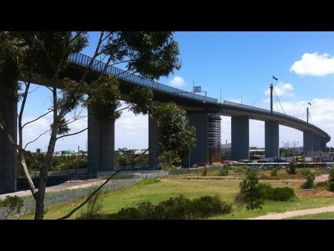 West Gate Bridge Melbourne | Info Drive | Translunar: The Energy Dimension