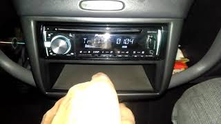 Rádio Pioneer DEH.X3600Ui