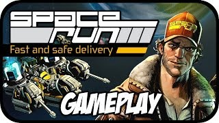 Space Run Gameplay [Let