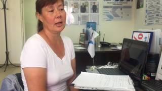 """Видео-отзыв слушателя Консультационного центра """"Банвелл"""""""
