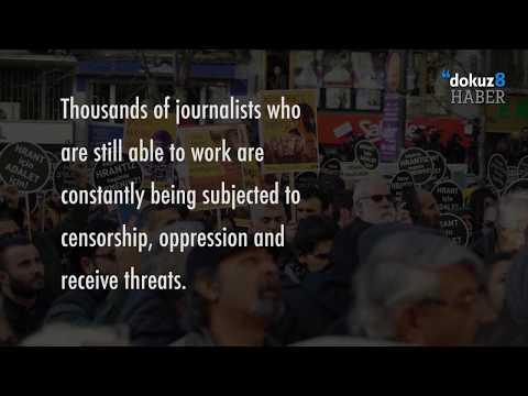 2018 Commemoration for Slain Journalist Hrant Dink and State of Press Freedom in Turkey