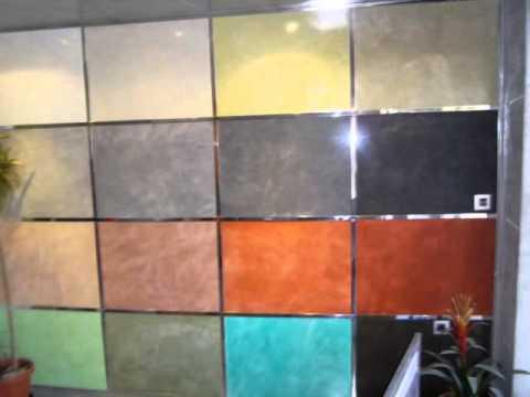 Acabados en microcemento youtube - Microcemento sobre azulejos ...