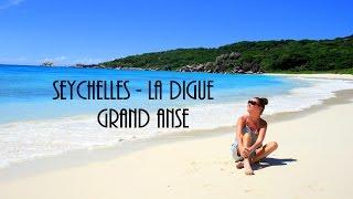 Seychelles - La Digue - Grand Anse - GoPro Hero 4 Black