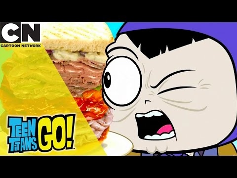Teen Titans Go! | Warning From The Old Titans | Cartoon Network