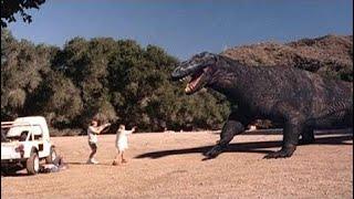 Komodo Dragon ll Latest Hollywood  Horror | Sci-Fi | Thriller ll Dubbed in Hindi ll