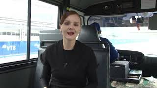 В Сочи определили лучшего водителя пассажирского транспорта.Новости Сочи Эфкате