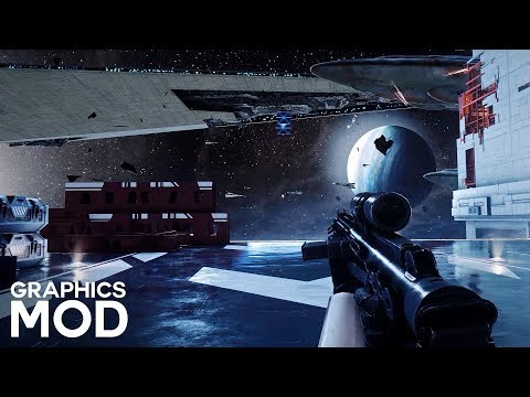Star Wars Battlefront II Real Life Mode 4K 60fps [NO HUD]