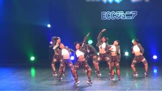 CRUNK Dance Studio 宇部 illitty (KRY DANCE EVOLUTION 2017)