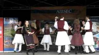 Ianula & Pilisterlu - Pi lumachea di la mer (aromanians at Global Village 2009)