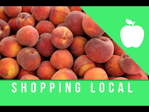 The Importance of Buying Local Produce (farmers market)