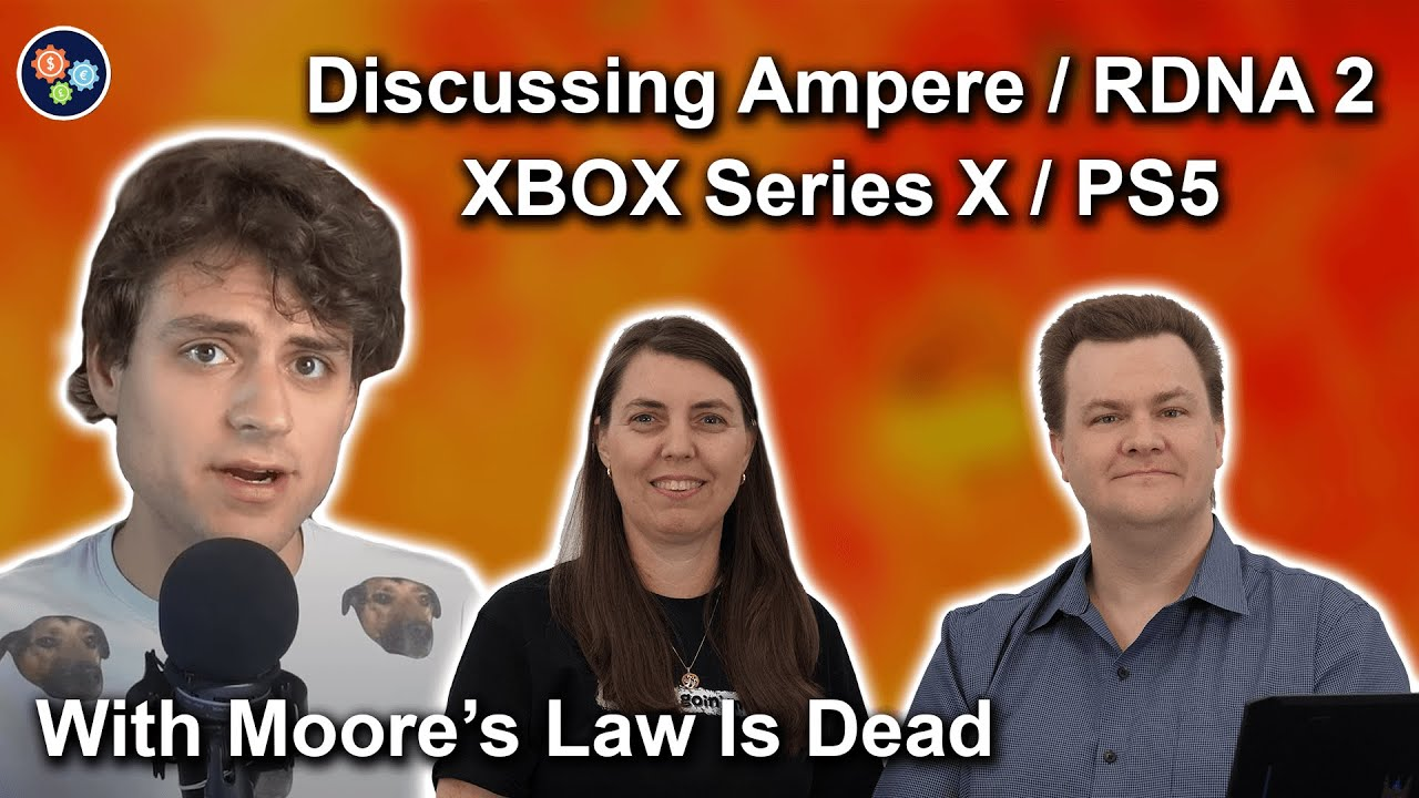 Future Tech — Ampere / RDNA2 / XBox Series X / PS5 — w/ Moore's Law Is Dead — On The Other Hand #9