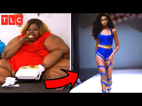 MOST INSANE Transformations On My 600 LB Life!