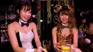 バニーガールはアメリカの高級クラブ「PLAYBOY CLUB」ウエイトレス衣装...