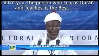 SIGNS OF IMAM MAHDI  BY DR MAJEED HASSAN BELLO - EPISODE 2