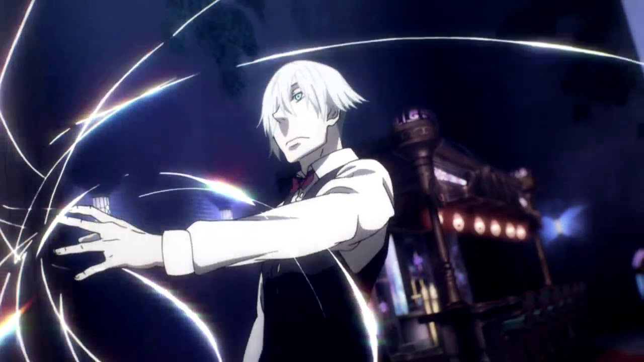 Lewd Anime Girls Wallpaper Death Parade Most Intense Scene Build Up Youtube