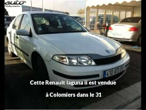 renault laguna ii occasion visible colomiers pr sent e par vl automobiles youtube. Black Bedroom Furniture Sets. Home Design Ideas