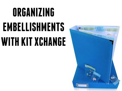 Kit X Change Storage System for Crafters!