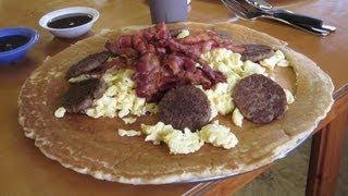 Pancake Breakfast Challenge Mary Jane's