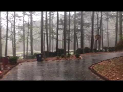 Tornado Warning Thunderstorms In Atlanta Georgia Today