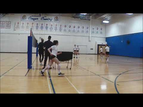 Read Defense - Volleyball Alberta Coaching Symposium 2018