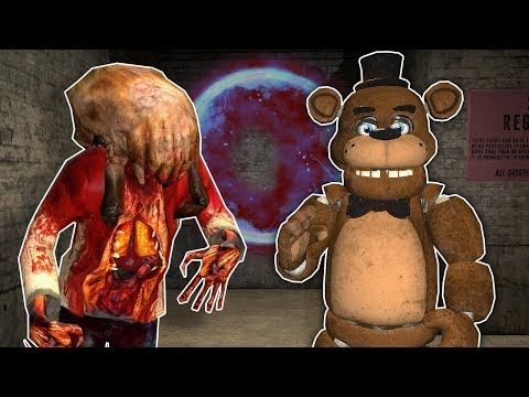We Must Destroy The Zombie Core In Gmod! - Garry's Mod Multiplayer Zombie Survival