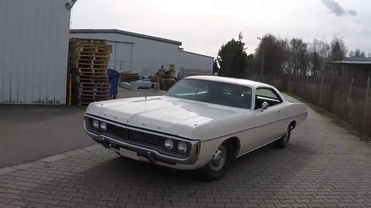 1970 Dodge Polara Drive