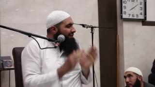 whose side are you on   br mohamed hoblos   talk two masjid al noor