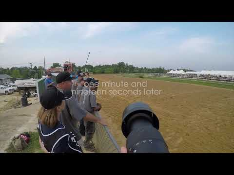 Toby Knapp - VIDEO: The MOMENT John Velazquez is thrown off Bodexpress at Preakness!